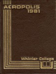 1981 Acropolis by Whittier College
