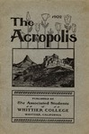 1902 Acropolis by Whittier College