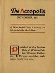 1911 November Acropolis