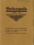 1912 April Acropolis