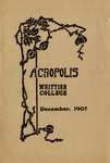 1907 December Acropolis by Whittier College
