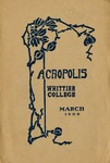 1908 March Acropolis by Whittier College