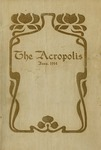 1914 June Acropolis by Whittier College