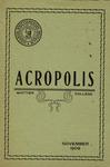 1909 November Acropolis