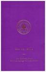 2012 Commencement Program
