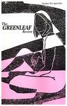 2017 Greenleaf Review (no. 30) by Sigma Tau Delta