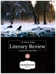 2016 Literary Review (no. 29) by Sigma Tau Delta