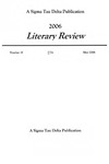 2006 Literary Review (no. 19) by Sigma Tau Delta