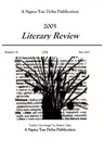 2005 Literary Review (no. 18) by Sigma Tau Delta