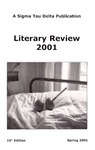 2001 Literary Review (no. 15) by Sigma Tau Delta