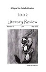 2002 Literary Review (no. 16) by Sigma Tau Delta