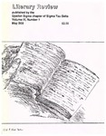 1988 Literary Review (vol. 4, no. 1)