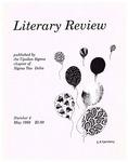 1989 Literary Review (no. 4, vol. 2)