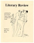 1991 Literary Review (no. 5) by Sigma Tau Delta