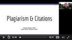 Plagiarism and Citation Workshop