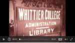 Information program on Whittier College (from public television, circa 1960s) by Unknown