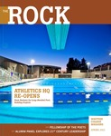 The Rock, Spring 2012 (vol. 82, no. 1) by Whittier College