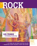 The Rock, Winter 2013 (vol. 82, no. 2) by Whittier College