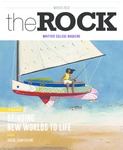 The Rock, Winter 2019 (vol. 88, no. 1) by Whittier College
