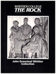 The Rock, Spring 1981 (vol. 51, no. 1) by Whittier College