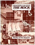 The Rock, Fall 1981 (vol. 51, no. 3) by Whittier College