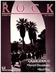 The Rock, Summer 1987 (vol. 58, no. 4) by Whittier College