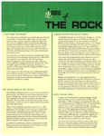 The Rock, January, 1972 (vol. 31, no. 1) by Whittier College