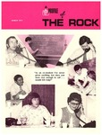 The Rock, March, 1973 (vol. 32, no. 2) by Whittier College