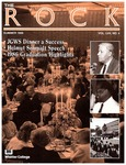 The Rock, Summer 1986 (vol. 57, no. 4) by Whittier College