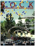 The Rock, Fall 1986 (vol. 58, no. 1) by Whittier College