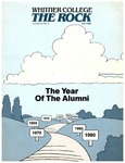 The Rock, Fall, 1980 (vol. 51, no. 3) by Whittier College