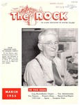 The Rock, March, 1955 (vol. 17, no. 1)