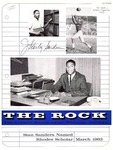 The Rock, March, 1963