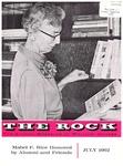 The Rock, July, 1962 (vol. 29, no. 2)