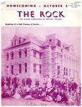 The Rock, October, 1950 (vol. 12, no. 3)