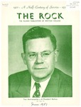 The Rock, June, 1951 (vol. 13, no. 2)
