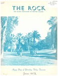 The Rock, June, 1952 (vol. 15, no. 2)