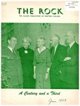 The Rock, June, 1953 (vol. 15, no. 2)