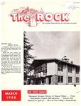 The Rock, March, 1958 (vol. 20, no. 1)