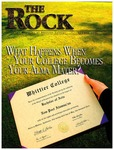 The Rock, Summer 2003 (vol. 74, no. 1) by Whittier College