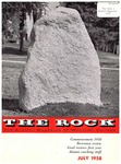The Rock, July, 1958 (vol. 20, no. 2)