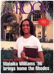 The Rock, Winter 1996 (vol. 67, no. 1) by Whittier College