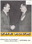 The Rock, September, 1960 (vol. 22, no. 3)