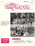 The Rock, October, 1954 (vol. 16, no. 3)