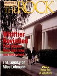The Rock, Spring 1995 (vol. 66, no. 1) by Whittier College