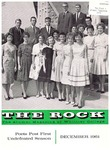 The Rock, December 1961 (vol. 23, no. 4) by Whittier College